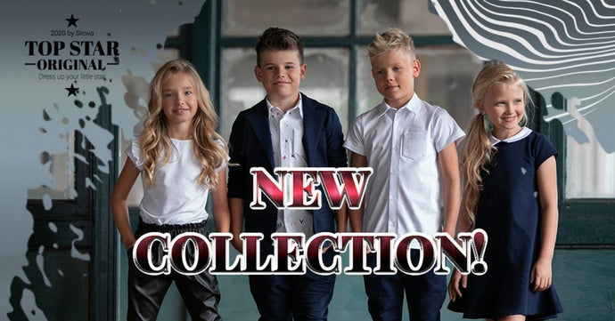 New Collection Of Original Kids Clothing
