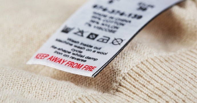 What Do The Little Labels On Clothes Mean?
