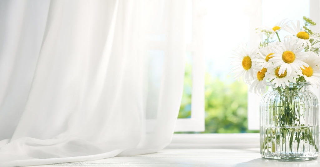 How To Whiten Curtains