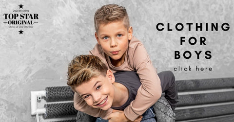 Clothing For Boys