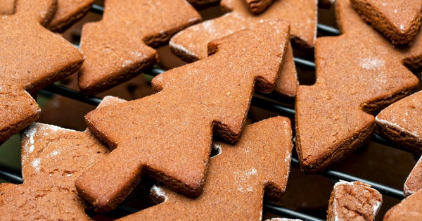 How To Bake Delicious Christmas Gingerbread Cookies