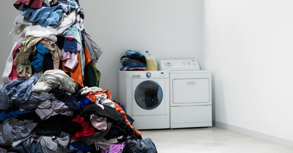 How To Wash Stale Laundry