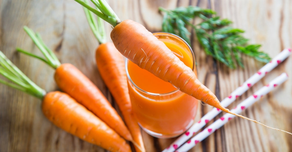 Why Eat Carrots