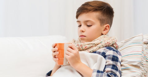 How To Get Rid Of Coughing Suffered By Our Children
