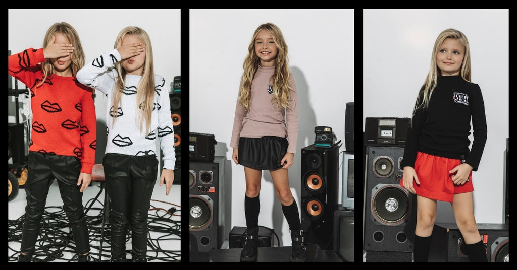 Rock Clothing For Kids