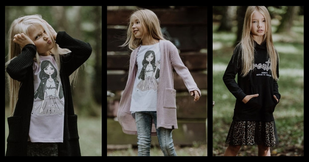 New In! Autumn Clothing For Boys And Girls