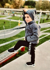 Boys Track Pants Outfit