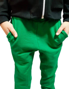 Green tracksuit bottoms Tracksuit Bottoms