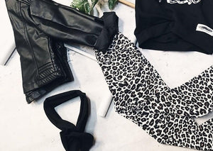 Leopard leggings Leggings