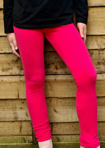 Pink leggings Leggings