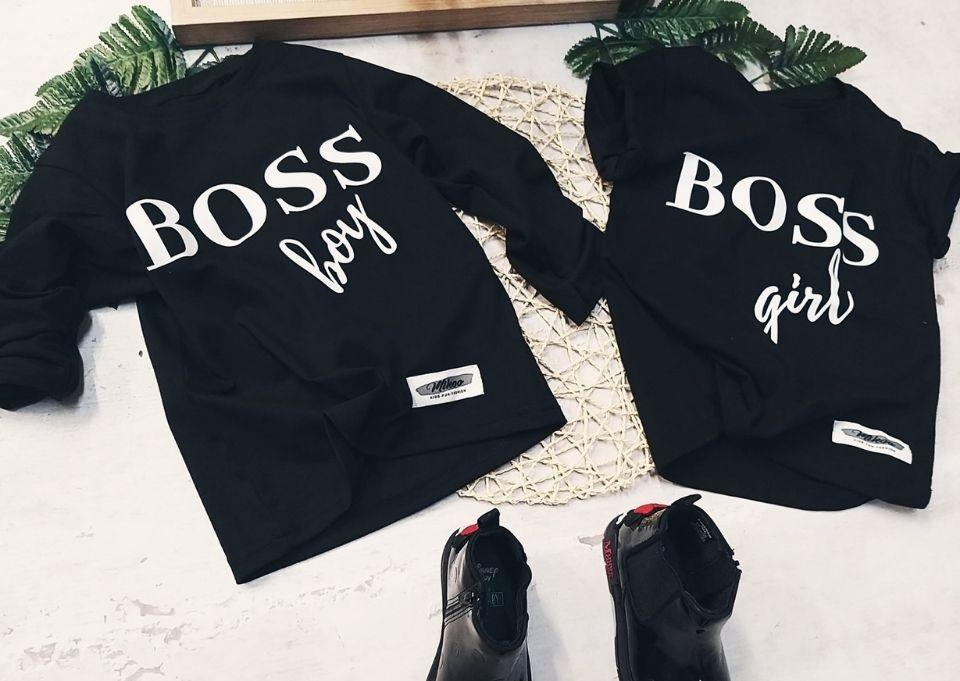 Short/Long-sleeved T-shirt BOSS T-shirts