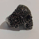 Anillo Muerte Floral