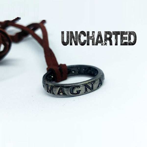 Anillo de Sir Francis Drake Uncharted