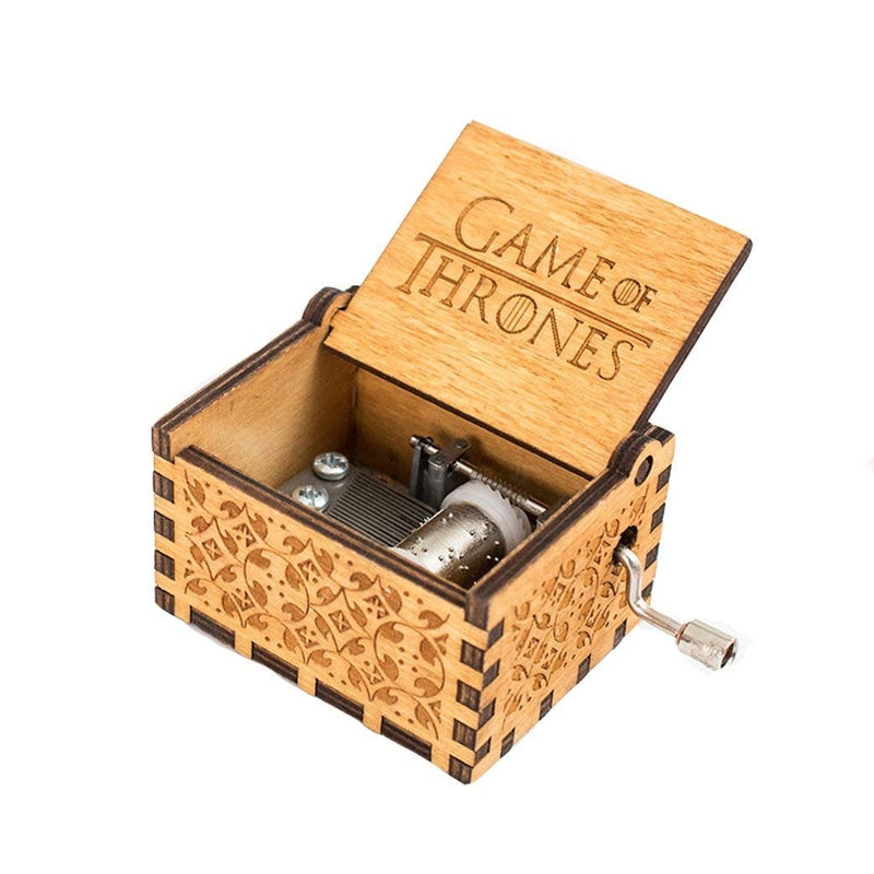 Caja Musical Game of Thrones