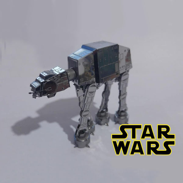 Modelo 3D Star Wars AT-AT