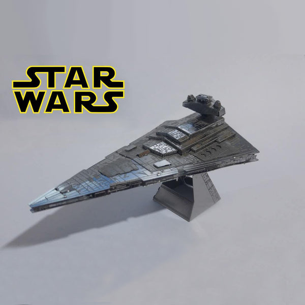 Modelo 3D Star Wars Destructor Imperial