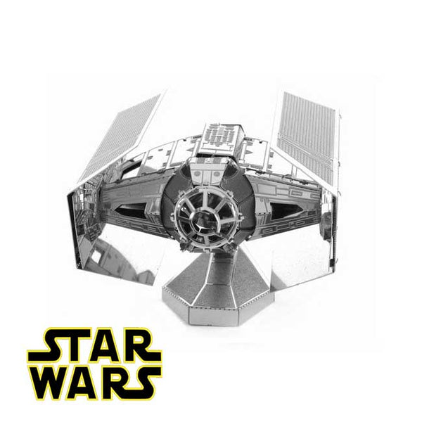 Modelo 3D Star Wars TIE Advanced