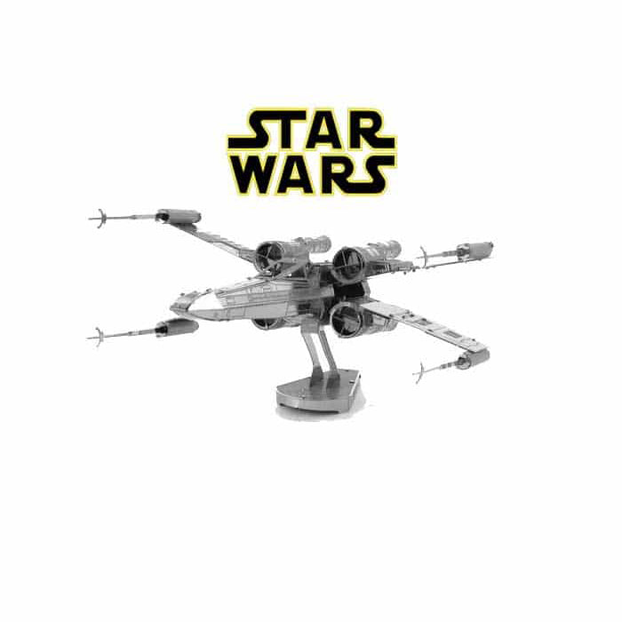 Modelo 3D Star Wars X-Wing