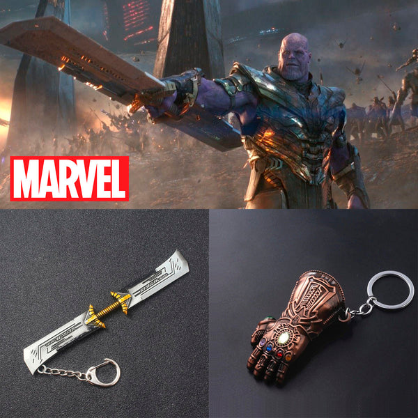 Set Thanos Marvel
