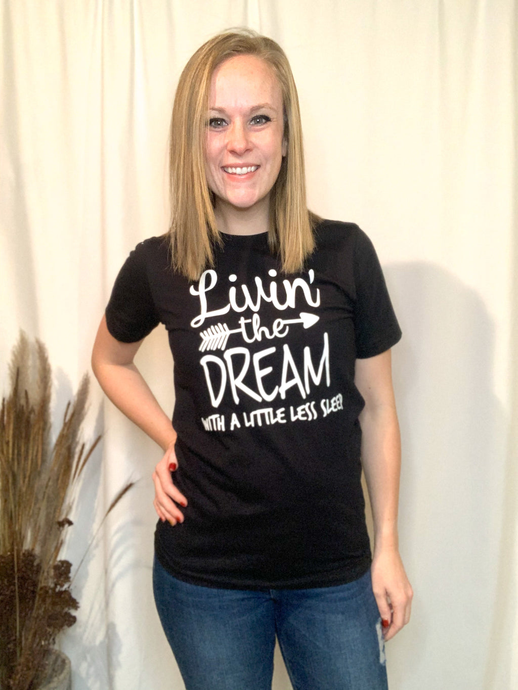 Living the Dream Graphic T-Shirt