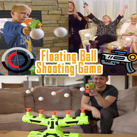 Image of Floating Ball Shooting Game