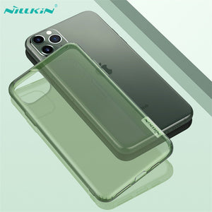 Nillkin Transparent Clear Soft Silicon TPU Back Cover for iPhone 11