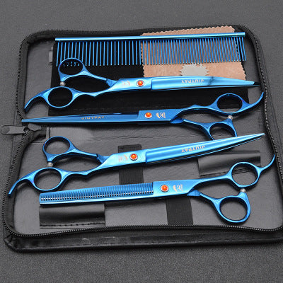 8.0 inch Professional Pet Scissors Dog Grooming Shears
