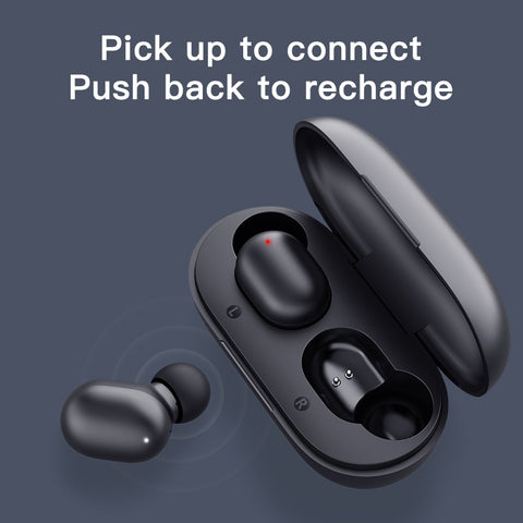 Image of Haylou Bluetooth 5.0 Stereo Bass True Wireless Earphones