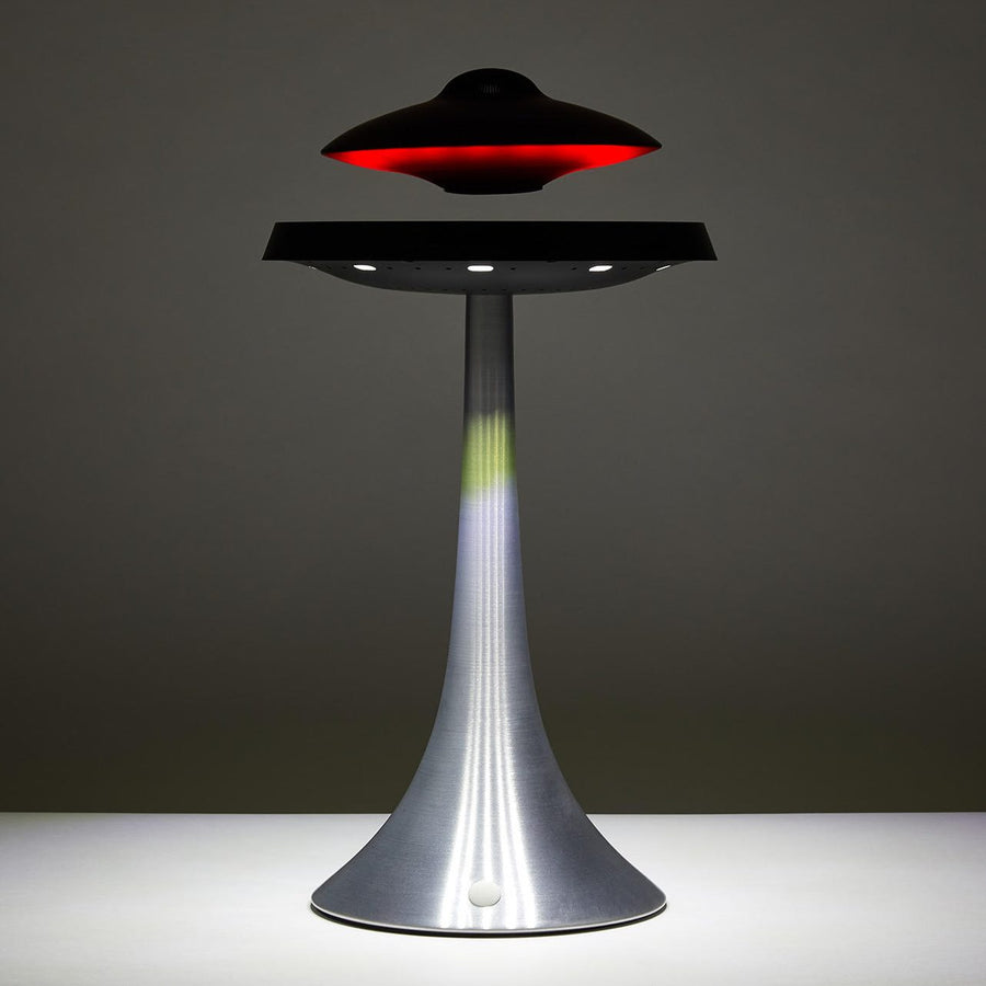 Levitating UFO Lamp & Speaker - Lamps From Space