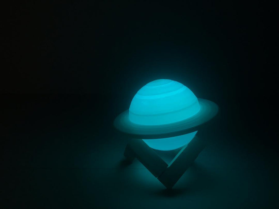 Saturn Lamp - Lamps From Space