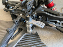Load image into Gallery viewer, Billet Aluminium Steering Arm / Servo saver delete - Arrma Infraction / Limitless / Felony / Typhon