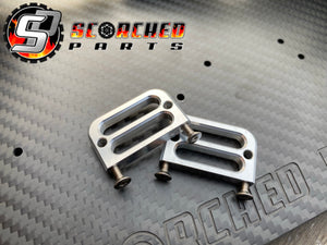 Custom Battery Mount Buckle (Pair)