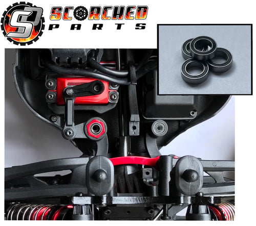Arrma 6s Steering Bell Crank - Ball Bearing Upgrade