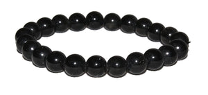 Tibettian Heart - Black Tourmaline Bracelet - 1 Pc