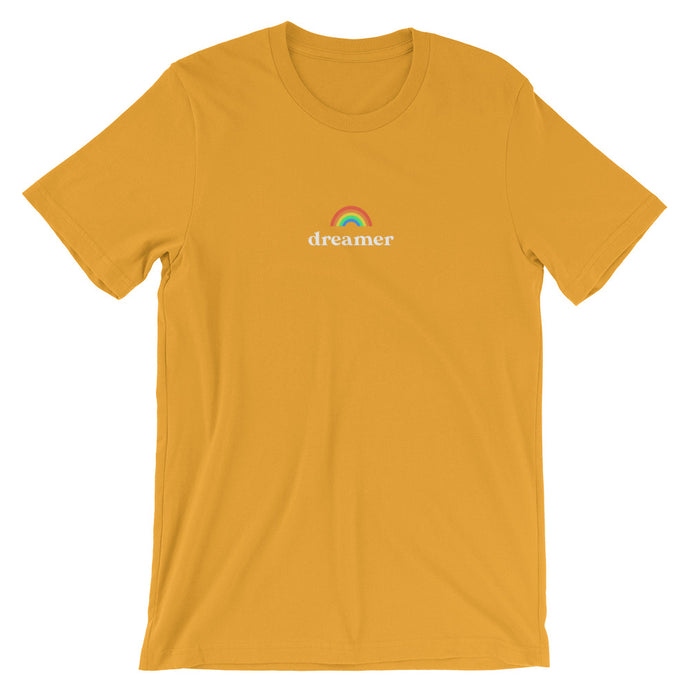 Dreamer T-Shirt in Yellow