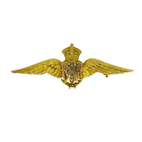 RAF Wings Brooch
