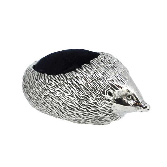 Silver 'Hedgehog' Pin Cushion