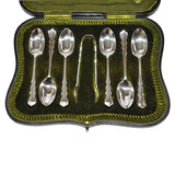 Tea Spoon & Sugar Tong Set