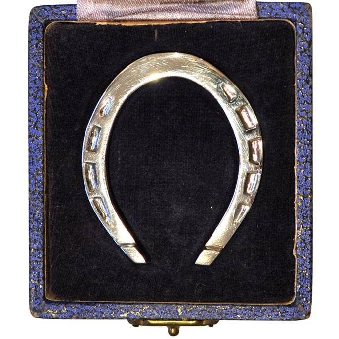 Horse Shoe Napkin Ring