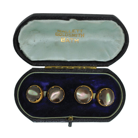 Shell Cuff Links