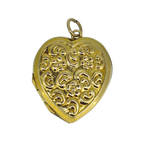 Heart Shaped Vintage Locket