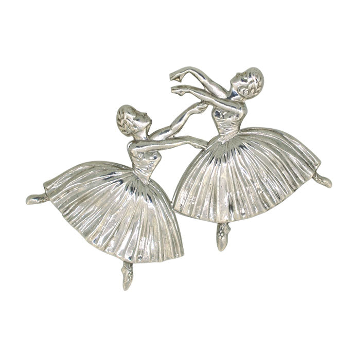 ballet dancers brooch