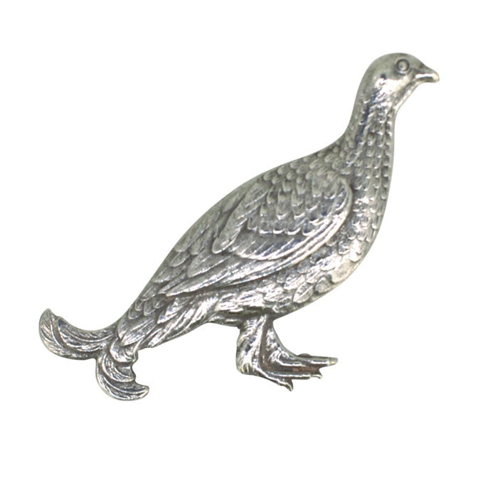 Grouse Brooch