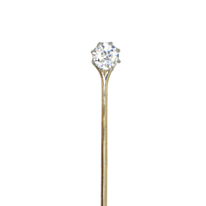Diamond Tie Pin