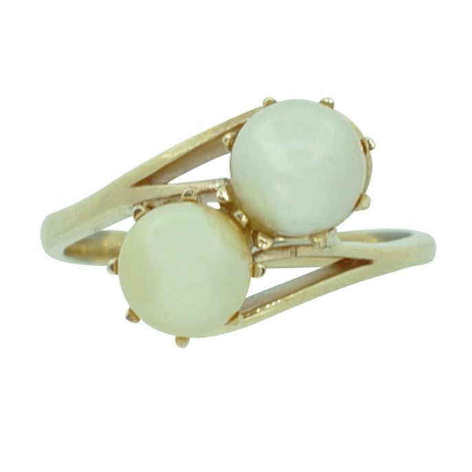9ct Pearl Ring