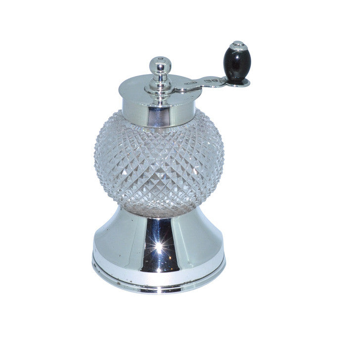 Antique 'Asprey of London' Pepper Mill