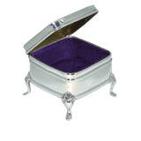 Silver Jewel Box