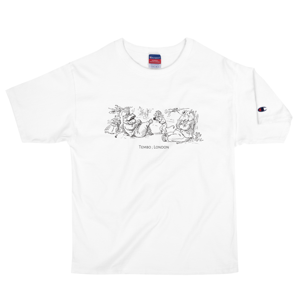 Champion x Tembo Studio T-Shirt v.1.1