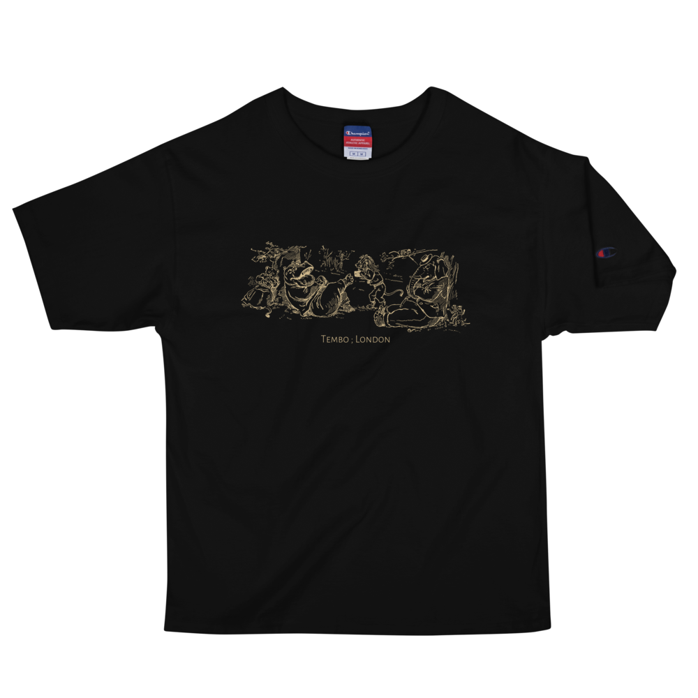 Champion x Tembo Studio T-Shirt v.1.2