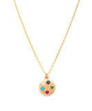 k10 multi round necklace